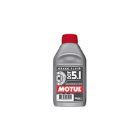 Motul DOT 5.1 Brake Fluid: 0.5L