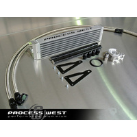 Process West Engine Oil Cooler Kit (MY15 WRX/STi)