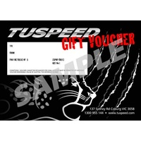Tuspeed Gift Voucher - $100